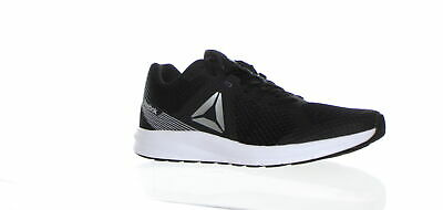Reebok Womens Endless Road Black Running Shoes Size 10 (717525)