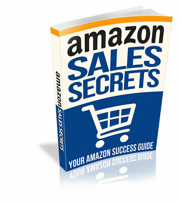 Amazon Sales Secrets,EBOOK WITH MASTER RESELL RIGHTS