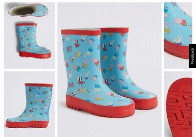 marks and spencer Girls Wellies Size 12