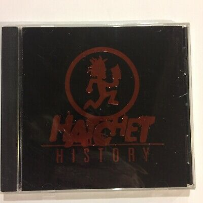 Insane Clown Posse ICP Hatchet History CD New