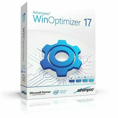 Ashampoo WinOptimizer 17 (digital version / fast delivery)
