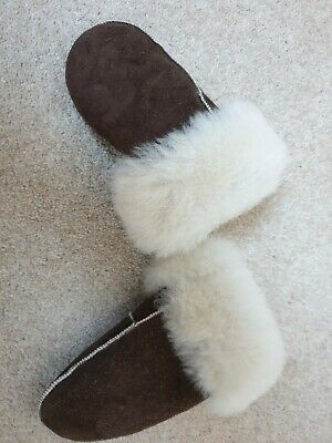 Bnwot, Girls Sheepskin Mittens, Age 5-6
