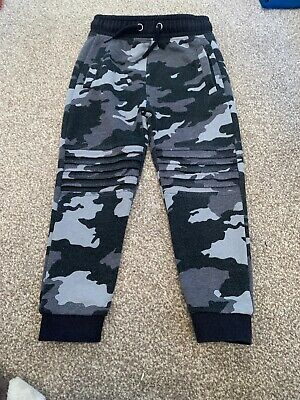 TU Boys Bombat Joggers Aged 4 Years