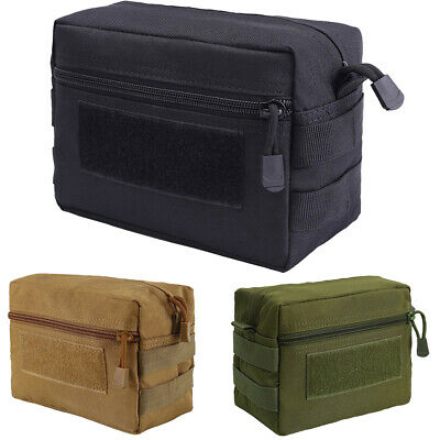 Tactical Molle Pouch Outdoor Military Waist Bag Pocket Pouch Camping Belt Bag