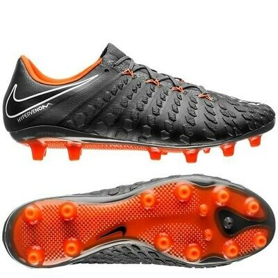 NIKE HYPERVENOM PHANTOM Iii Df Sg Pro GreenBlk Uk 7.5