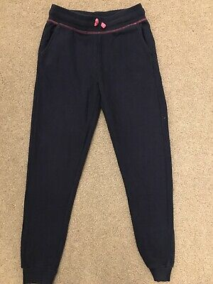 Girls Joggers Tracksuit Bottoms Age 11-12