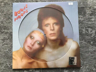 David Bowie - Pin Ups - Picture Disc Lp - 2019 Rsd - Record Store Day - Sealed