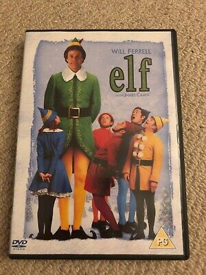 Elf [DVD] [2003], 2 disc Special Free Post