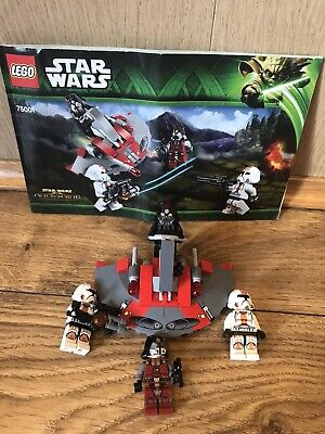 Star Wars Lego 75001: Republic Troopers Vs Sith Troopers 100% Complete