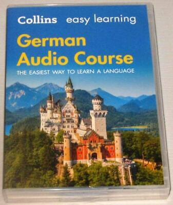Collins Easy Learning German 3 CD Audio Course (2016)