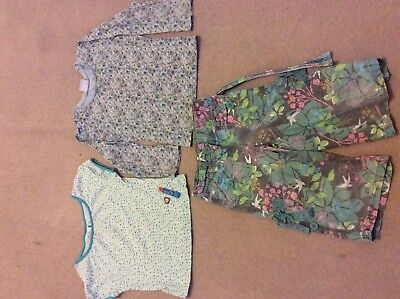 Summer bundle Girls T-shirt, top, trousers Next Age4 years good used conditions