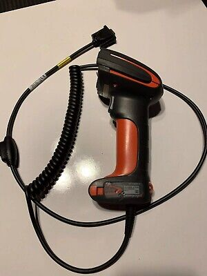 Honeywell Granit 1980i-FR(Full Range) Industrial-Grade Barcode Scanner With Cord