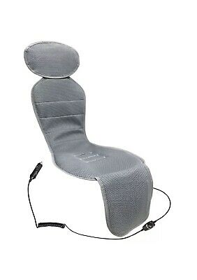 Breezy Kids Baby car seat liner with cooling fan - GRAY Color (new)