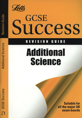 GCSE success revision guide: Additional science by Ian Honeysett (Paperback)