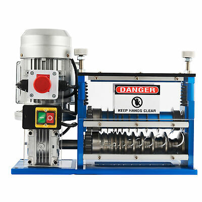 10 Blades Electric Wire Stripping Machine Copper Recycle1.5~38mm Cable Stripper