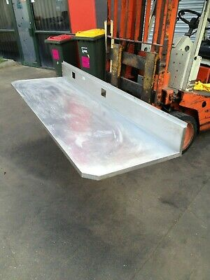 Large Stainless Steel bench top. 2290 x 690 Pickup Coolaroo Melb.