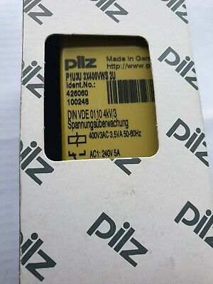 Pilz 426060 Safety Relay (Br6.3B5)