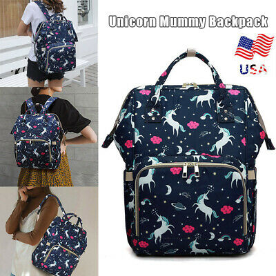 Mommy Baby Diaper Bag Backpack Mummy Maternity Nappy Large Capacity for Travel