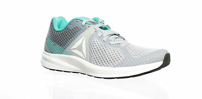 Reebok Womens Endless Road Gray Running Shoes Size 8.5 (722621)
