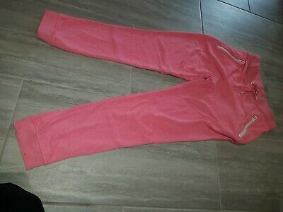 Next Age 13 Pink Bright Joggers Girls