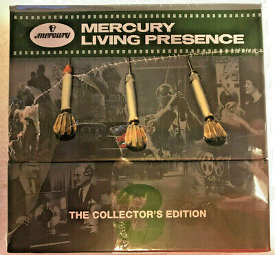 Mercury Living Presence Collector's Edition 3 53 CD Box Set NEW/SEALED FREE SHIP