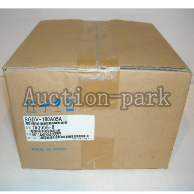 1PC NEW IN BOX Yaskawa Servo Driver SGDV-180A05A one year warranty