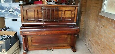 Diener Piano beautiful condition with piano stool