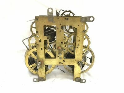 Sessions Brass Mechanical Clock Movement for Parts | ref 22927