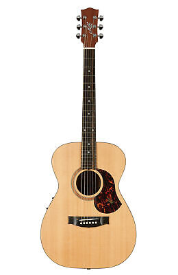 Maton SRS808 Road Series Acoustic Electric Guitar w/Case - Natural Satin