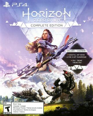 Horizon Zero Dawn Complete Edition PS4 Digital Code USA