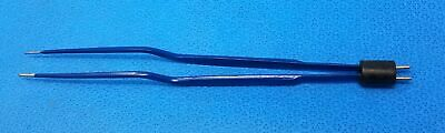 ASSI 101003BPI Scoville-Greenwood Bayonet Bipolar Forceps, Insulated, Straight