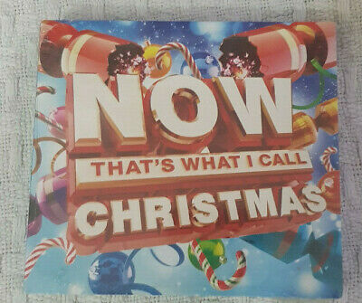 New CD Album  Now That's What I Call Christmas Box Set (3CD)