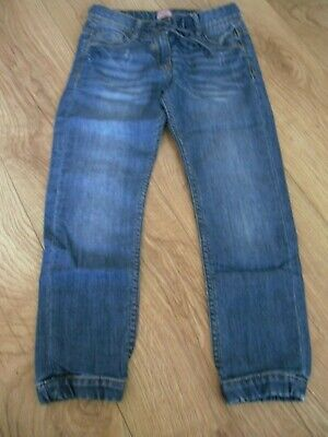 unisex F&F blue jeans 6-7 years