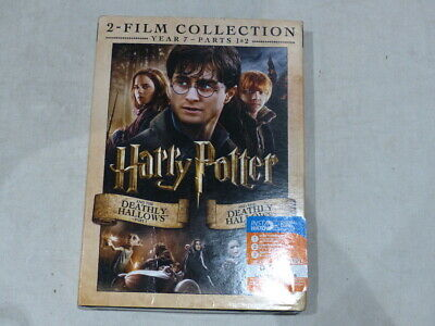 Harry Potter And The Deathly Hallows (Year 7 Parts 1 & 2) 2-Film Collection Dvd