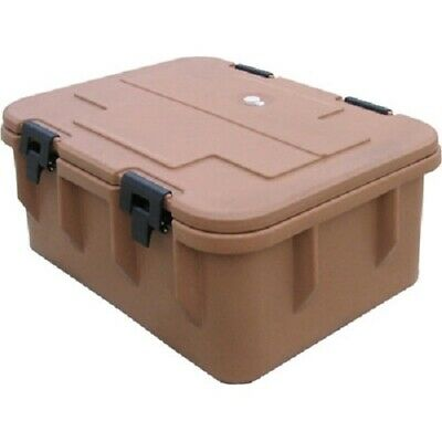Insulated Top Loading Food Carrier for Restaurant and Catering Use