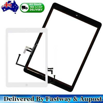For iPad5 Air 1 A1474 A1475 A1476 Touch Screen Digitizer Front Lens Replacement