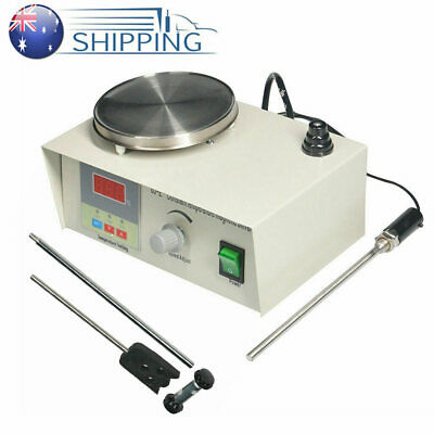 Laboratory Magnetic Stirrer with  220V  Heating PlateHotplate Mixer 85-2 NEW
