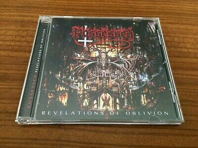 POSSESSED Revelations Of Oblivion CD 2019 NEW