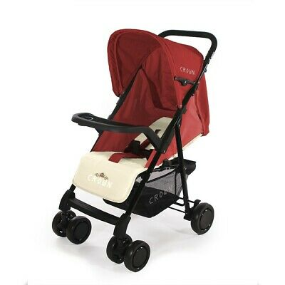 Poussette Buggy Guidon Amovible 2 Directions Benutzbar Dualway 6 Roue