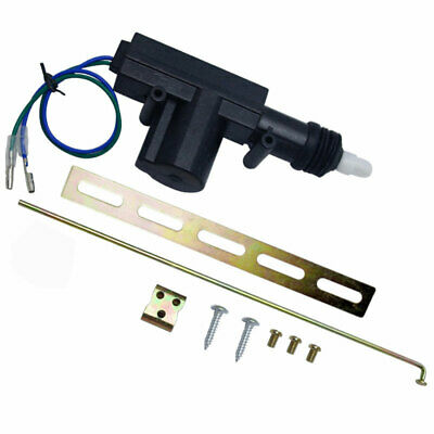 12V Car Auto Universal Heavy Duty Power Door Lock Actuator Motor 2 Wire