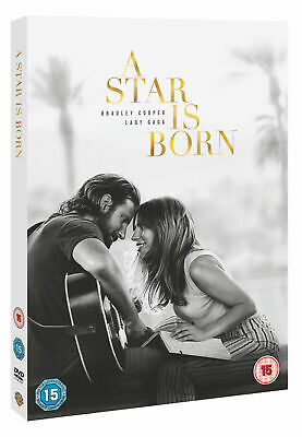 A Star Is Born Dvd (2018) - Bradley Cooper, Lady Gaga, Andrew Dice Clay - New Uk
