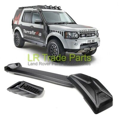 Land Rover Discovery 3 & 4 Tdv6 New Mantec Raised Air Intake Snorkel - Tf1040