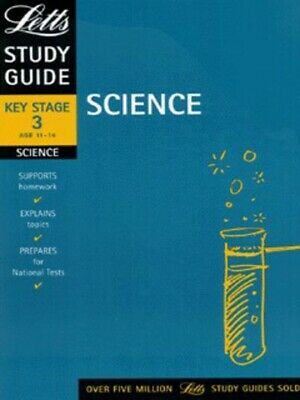 Letts study guide.: Science by G. R McDuell Graham Booth (Paperback / softback)