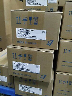 1PC NEW IN BOX Yaskawa servo Motor SGM7G-13A7C6C one year warranty