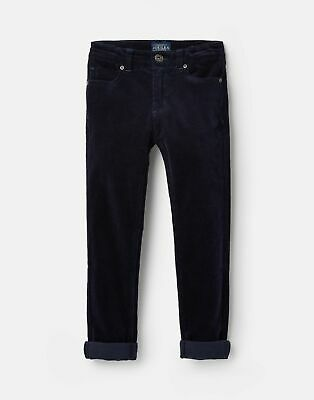 Joules 207215 Cord 5 Pocket Trousers in FRENCH NAVY