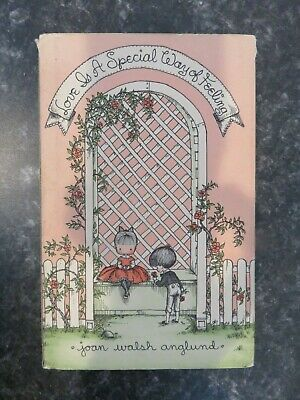 Love Is a Special Way of Feeling by Joan Walsh Anglund -1st Ed. Valentine's gift