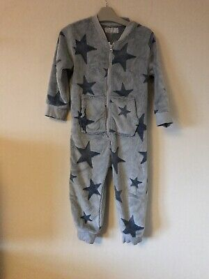 Next Star All In One Pyjamas Age 3-4 Years