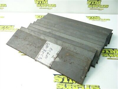 "3//8 x 1 x 36/"" C1018 Cold Rolled Mild Steel Flat bar Ships UPS"