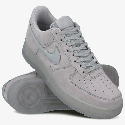 NIKE AIR FORCE 1 Low '07 Lv8 Suede Wolf Grey Size US10.5