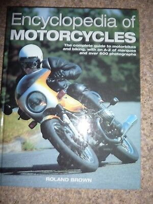 Motorcycles, the Encyclopedia